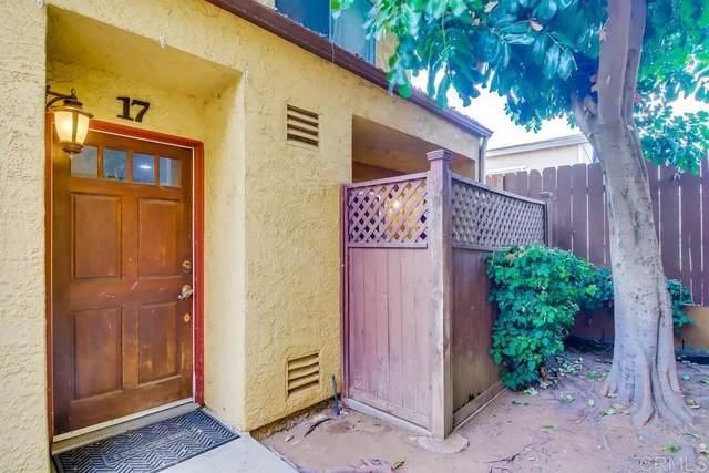 2348 Smythe Avenue #17, San Ysidro, CA 92173 (#PTP2107311) :: The Kohler Group