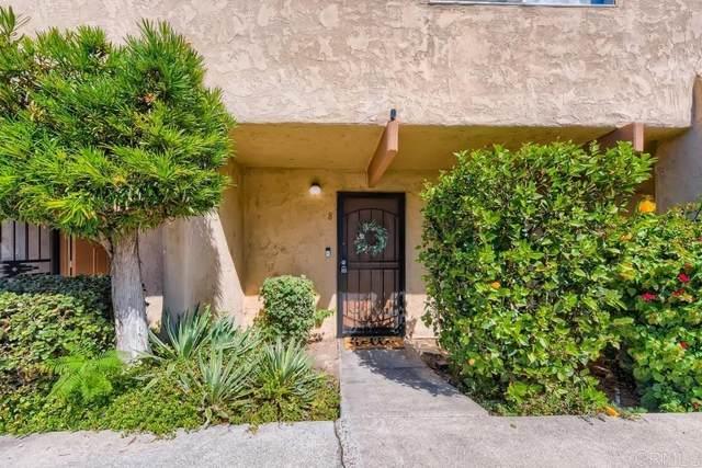 6787 Alvarado Road #8, San Diego, CA 92120 (#NDP2111882) :: Robyn Icenhower & Associates