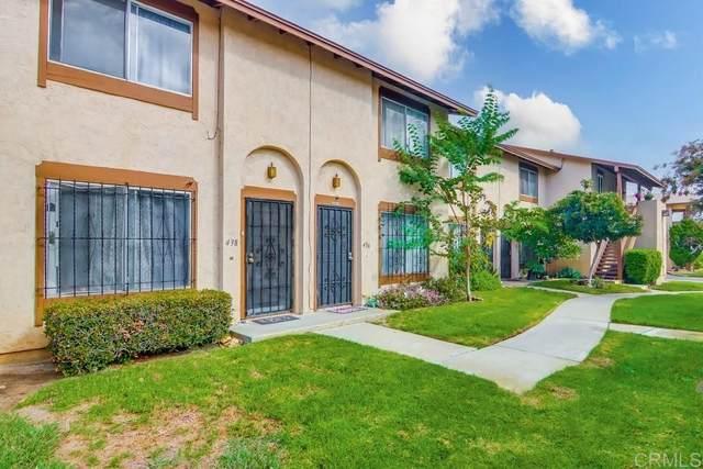436 Verde Ridge Court, Spring Valley, CA 91977 (#PTP2107314) :: Blake Cory Home Selling Team