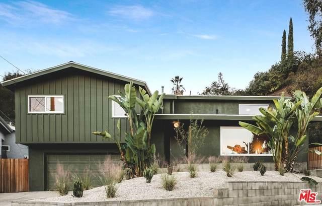 4801 Lockhaven Avenue, Los Angeles (City), CA 90041 (#21796862) :: Blake Cory Home Selling Team