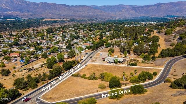 0 Hwy 33/Ventura Avenue, Ojai, CA 93023 (#V1-9005) :: CENTURY 21 Jordan-Link & Co.