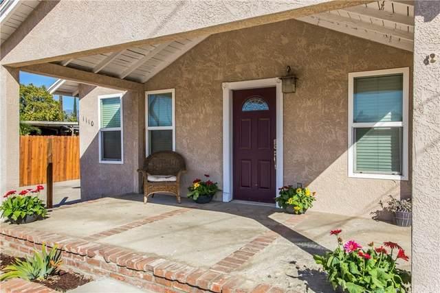 1110 Beryl Avenue, Mentone, CA 92359 (#EV21230651) :: Latrice Deluna Homes