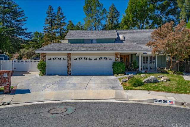 23556 Heather Knolls Place, Newhall, CA 91321 (#SR21231570) :: Blake Cory Home Selling Team