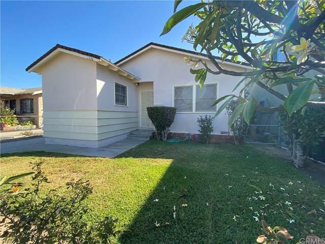 1336 S La Verne Avenue, East Los Angeles, CA 90022 (#TR21231551) :: Dave Shorter Real Estate
