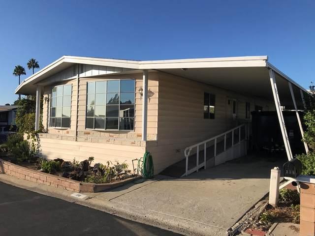 650 S Rancho Santa Fe Road #138, San Marcos, CA 92078 (#NDP2111894) :: RE/MAX Empire Properties