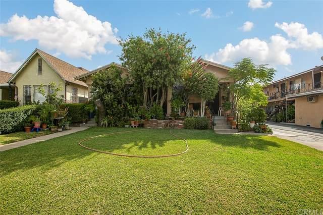 312 314 N Primrose Avenue, Alhambra, CA 91801 (#AR21231601) :: The Laffins Real Estate Team