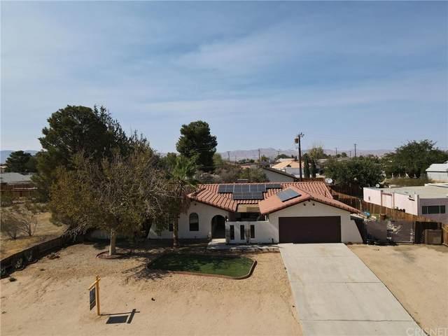 21725 Bancroft Drive, California City, CA 93505 (#SR21231633) :: Better Living SoCal