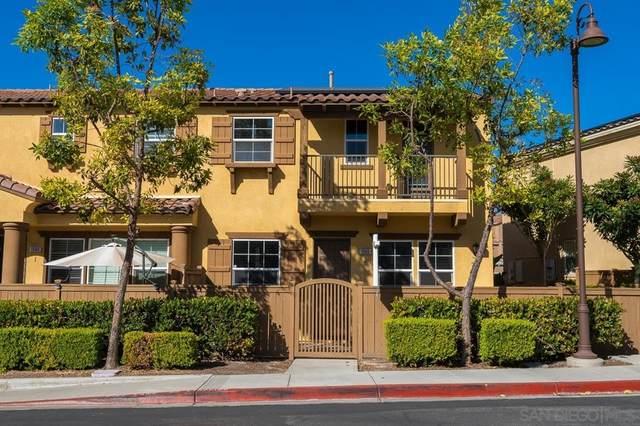 1560 Corte Barcelona #2, Chula Vista, CA 91913 (#210029251) :: Steele Canyon Realty