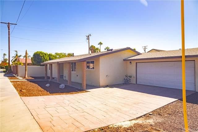 68305 Baristo Road, Cathedral City, CA 92234 (MLS #IV21226370) :: ERA CARLILE Realty Group