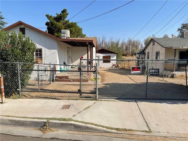 1513 Santa Fe Drive, Barstow, CA 92311 (#PW21231642) :: Compass