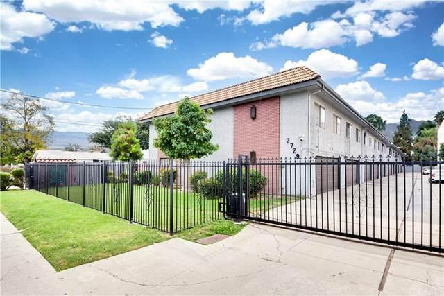 2729 Central Avenue H, El Monte, CA 91733 (#TR21231648) :: Elevate Palm Springs