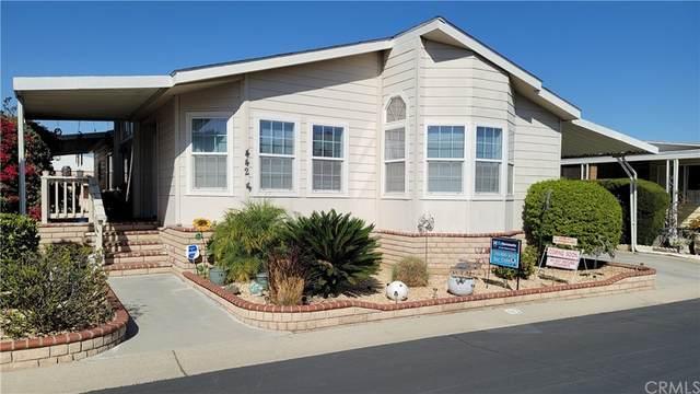 1065 Lomita Boulevard #442, Harbor City, CA 90710 (#SB21231266) :: Frank Kenny Real Estate Team