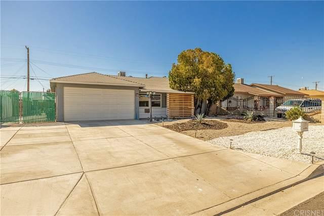 244 E Avenue P1, Palmdale, CA 93550 (#SR21227557) :: Team Forss Realty Group