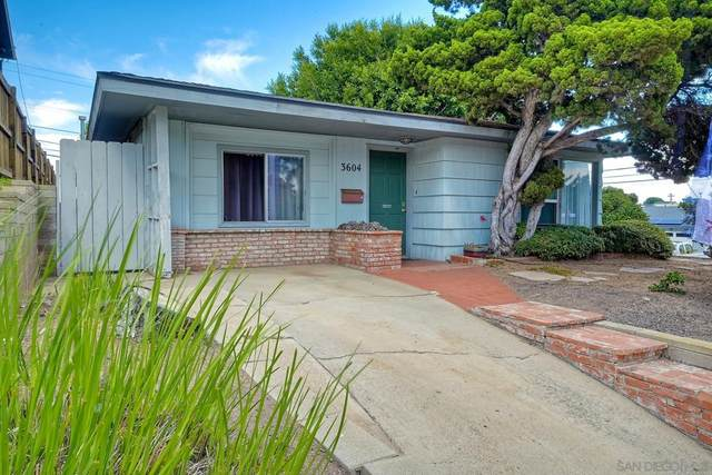 3604 Loma Way, San Diego, CA 92106 (#210029252) :: RE/MAX Empire Properties
