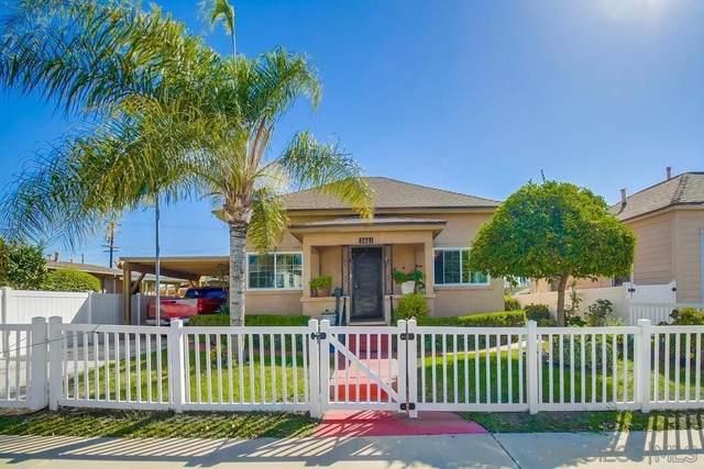 2661 Newton Ave, San Diego, CA 92113 (#210029253) :: Zutila, Inc.