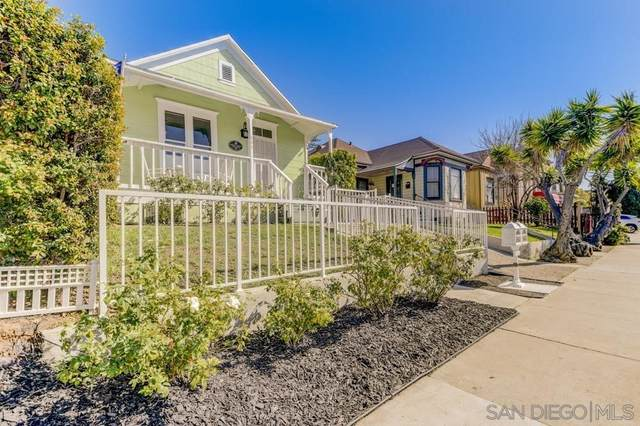 443 445 19th, San Diego, CA 92102 (#210029255) :: Zutila, Inc.