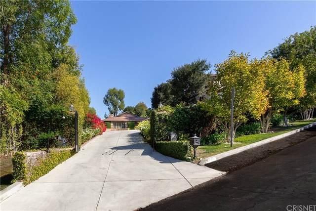 4434 Woodley Avenue, Encino, CA 91436 (#SR21231576) :: RE/MAX Empire Properties