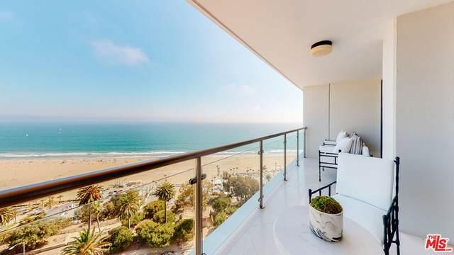 201 Ocean Avenue 1806B, Santa Monica, CA 90402 (#21796582) :: Compass