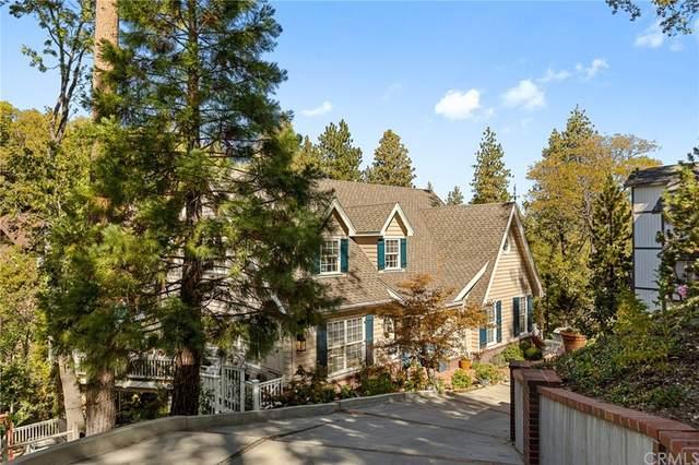 1027 Pintail Circle, Lake Arrowhead, CA 92352 (#EV21231507) :: Swack Real Estate Group | Keller Williams Realty Central Coast