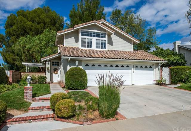 22603 Fenwall Drive, Saugus, CA 91350 (#SR21221153) :: Necol Realty Group