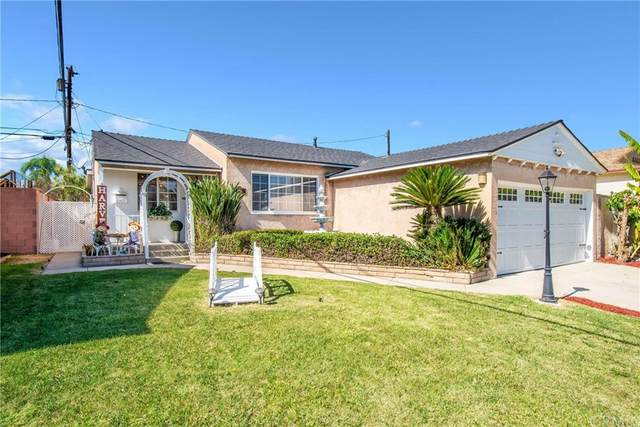 2508 Loomis Street, Lakewood, CA 90712 (#PW21231770) :: Wendy Rich-Soto and Associates
