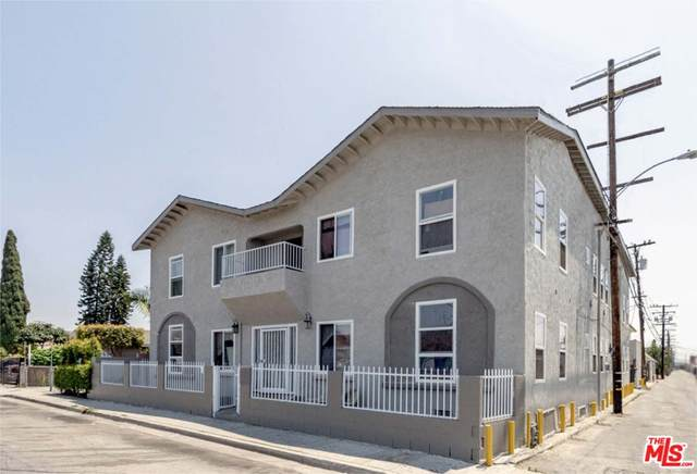 1134 S Vancouver Avenue, Los Angeles (City), CA 90022 (#21797062) :: Blake Cory Home Selling Team