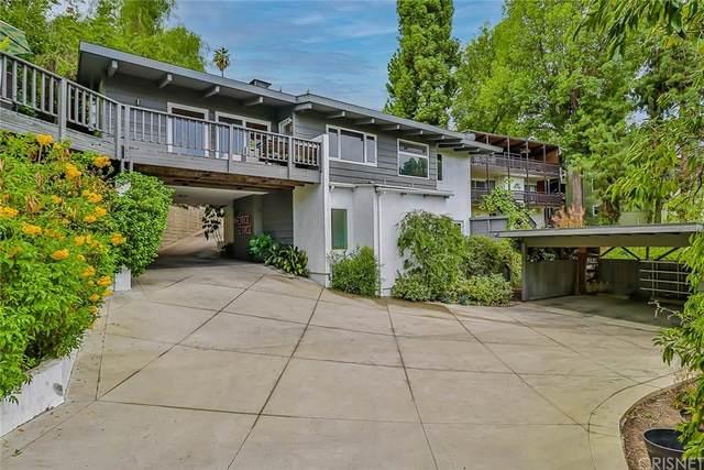 4675 Abargo Street, Woodland Hills, CA 91364 (#SR21230921) :: The M&M Team Realty