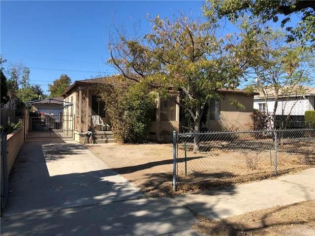 6643 Bellingham Avenue, North Hollywood, CA 91606 (#SR21231552) :: Mainstreet Realtors®
