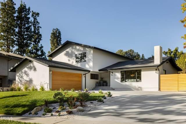 1665 Via Del Rey, South Pasadena, CA 91030 (#P1-7150) :: RE/MAX Masters