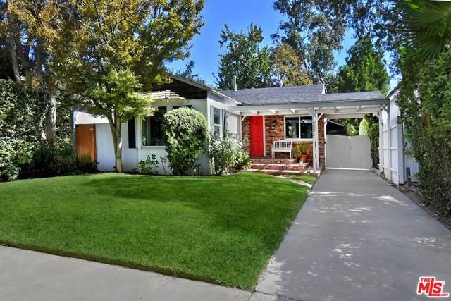 4552 Ethel Avenue, Studio City, CA 91604 (#21796000) :: Compass