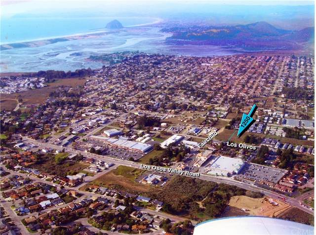 1250 Los Olivos Avenue, Los Osos, CA 93402 (#SC21231822) :: American Real Estate List & Sell