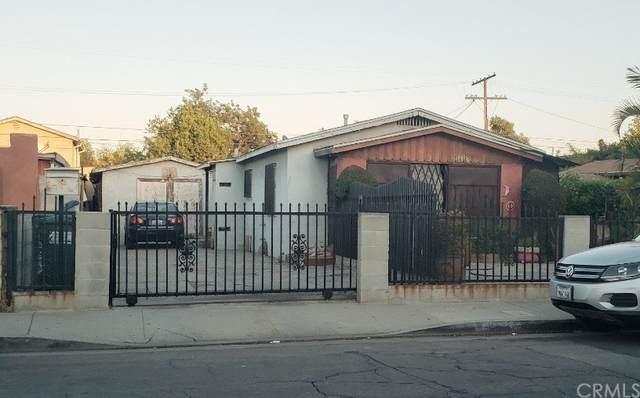 8208 Beach Street, Los Angeles (City), CA 90001 (#CV21231811) :: RE/MAX Freedom