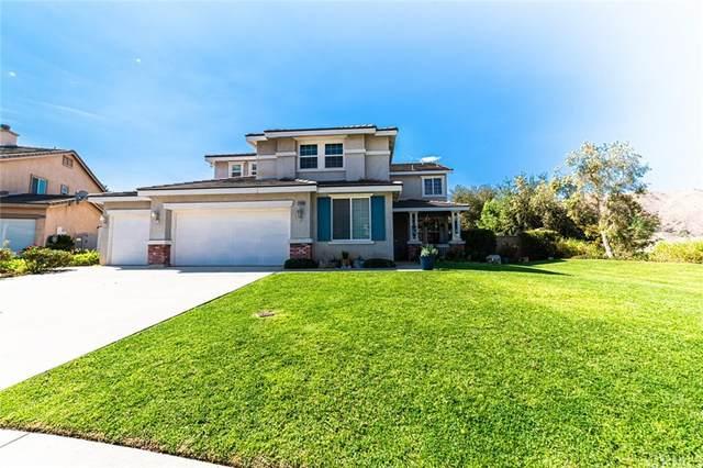 23299 Via Arbol, Moreno Valley, CA 92557 (#IV21231509) :: American Real Estate List & Sell