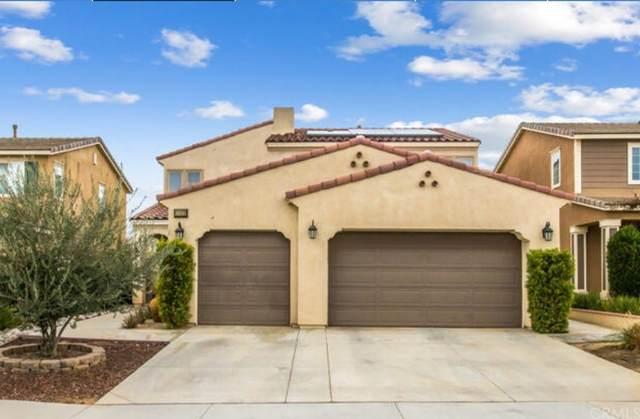 1322 Bannock Street, Beaumont, CA 92223 (#EV21231844) :: A|G Amaya Group Real Estate