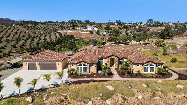 31418 Calle De Talar, Bonsall, CA 92003 (#SW21229904) :: Swack Real Estate Group | Keller Williams Realty Central Coast