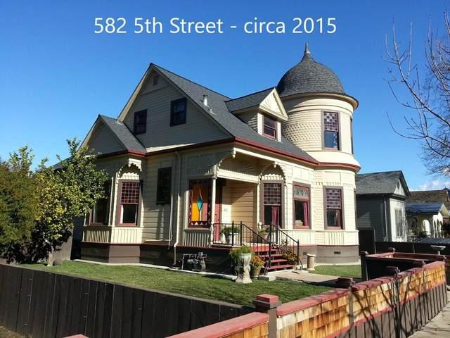 582 5th Street, Hollister, CA 95023 (#ML81867396) :: RE/MAX Masters
