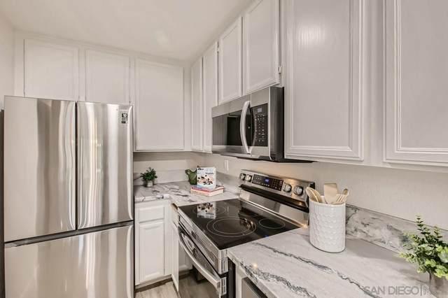 4262 Parks Ave #106, La Mesa, CA 91941 (#210029276) :: Swack Real Estate Group | Keller Williams Realty Central Coast
