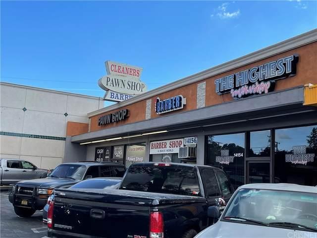 14154 Lambert Road, Whittier, CA 90605 (#SR21231882) :: Cochren Realty Team   KW the Lakes