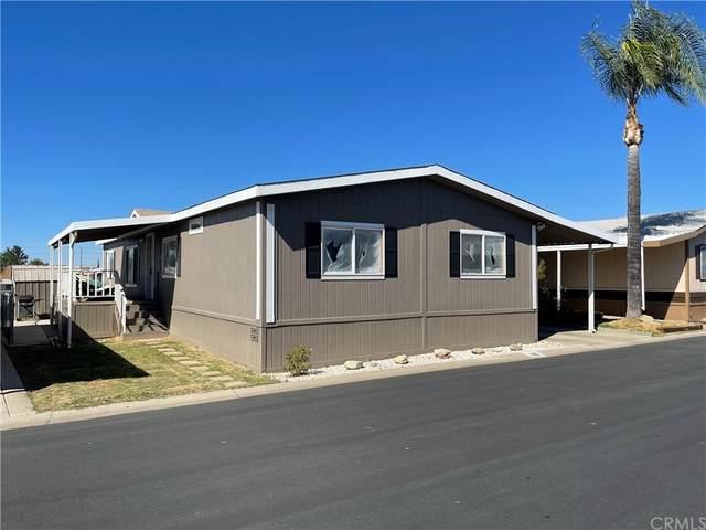 2140 Mentone Boulevard #146, Mentone, CA 92359 (#EV21231728) :: Latrice Deluna Homes