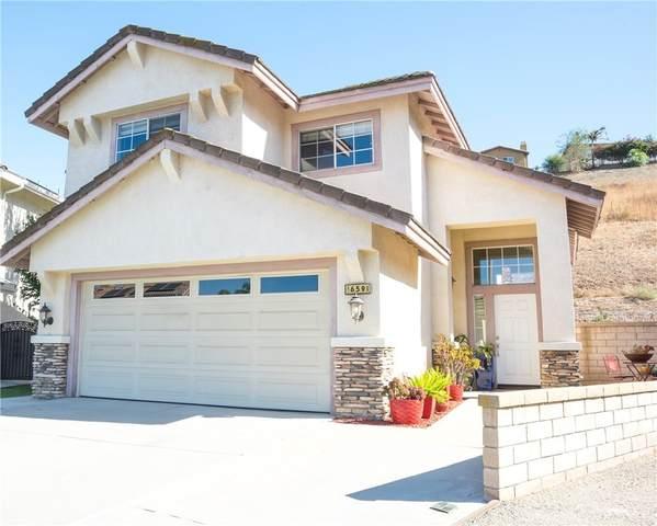 16591 Aquamarine Court, Chino Hills, CA 91709 (#CV21231307) :: Necol Realty Group