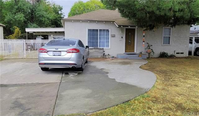 623 W 27th Street, San Bernardino, CA 92405 (#EV21223277) :: Cochren Realty Team | KW the Lakes