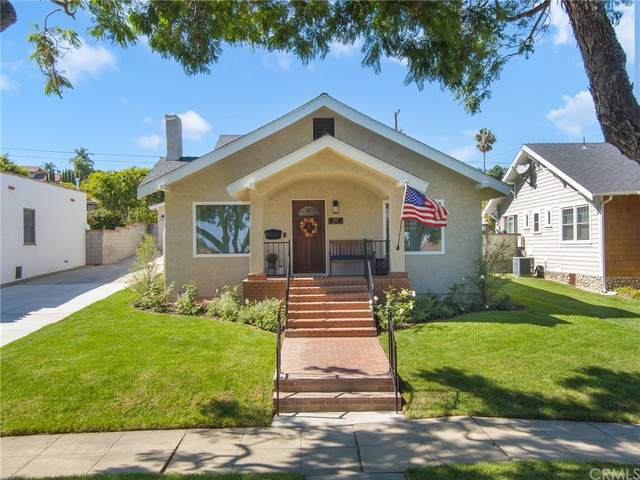1007 S Harbor View Avenue, San Pedro, CA 90732 (#SB21224387) :: Dave Shorter Real Estate