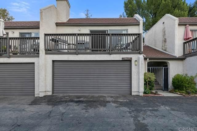 15615 Crestview Lane #82, Granada Hills, CA 91344 (#SR21231900) :: Zen Ziejewski and Team