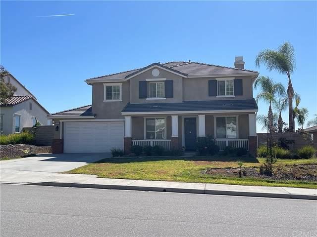 28953 Easton Lane, Highland, CA 92346 (#WS21231939) :: Necol Realty Group