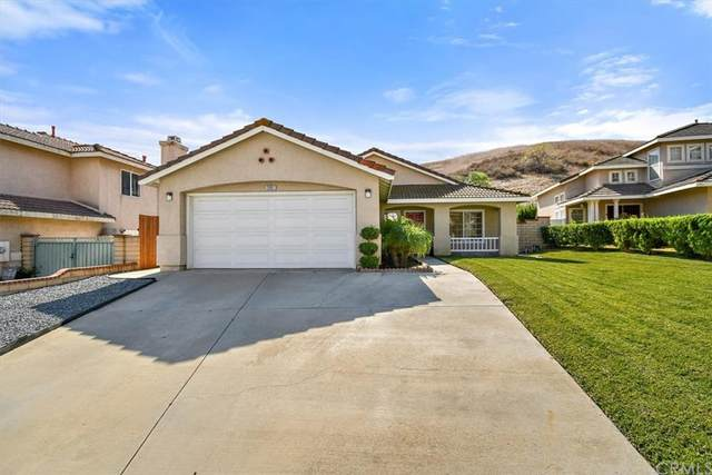 13951 Valley View Lane, Chino Hills, CA 91709 (#IV21229614) :: Necol Realty Group
