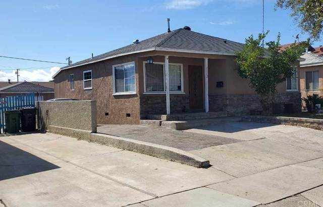 4562 W 165th Street, Lawndale, CA 90260 (#PW21230022) :: RE/MAX Empire Properties