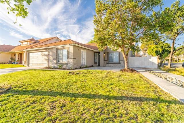 2524 W Windhaven Drive, Rialto, CA 92377 (#CV21231969) :: Realty ONE Group Empire
