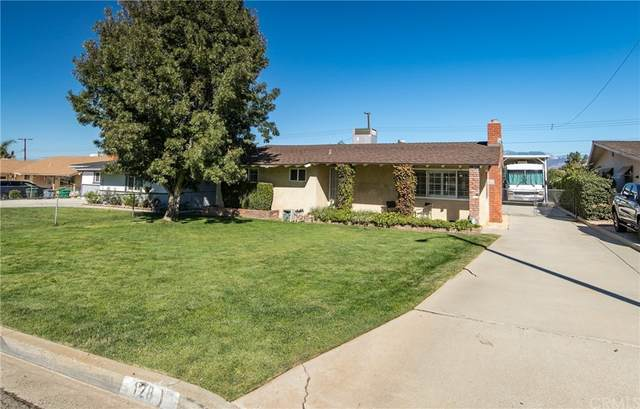 128 Myrtlewood Drive, Calimesa, CA 92320 (#EV21231972) :: A G Amaya Group Real Estate
