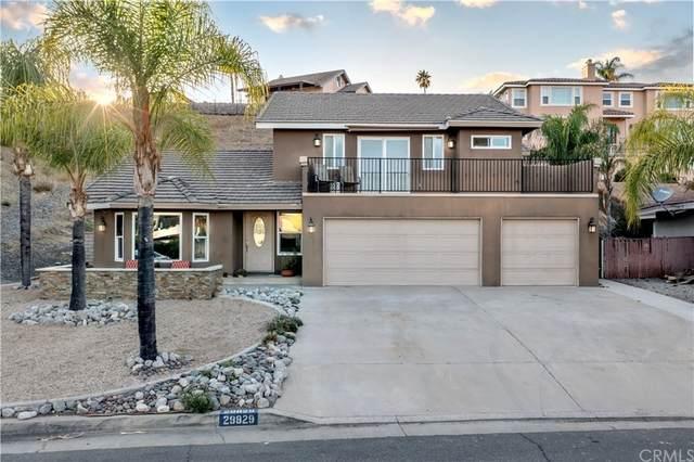29829 Big Range Road, Canyon Lake, CA 92587 (#SW21221873) :: Necol Realty Group