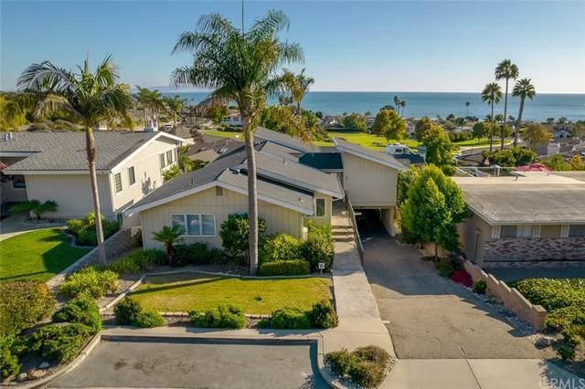 123 El Portal Drive, Pismo Beach, CA 93449 (#SC21227334) :: Robyn Icenhower & Associates